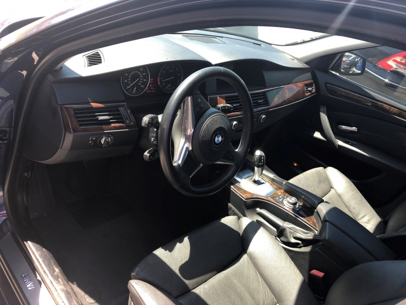 BMW 5-Series 2010 price $6,450