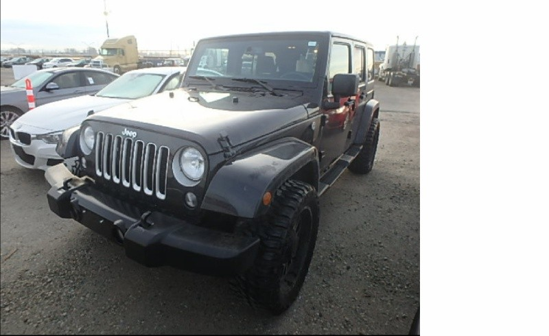 Jeep Wrangler Unlimited 2016 price $34,800