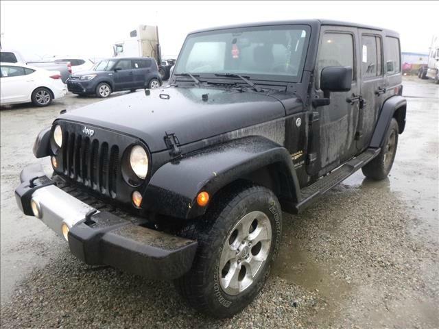 Jeep Wrangler Unlimited 2015 price $32,800