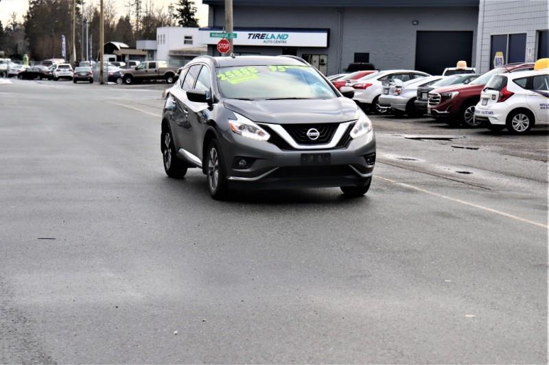 Nissan Murano 2017 price $23,888