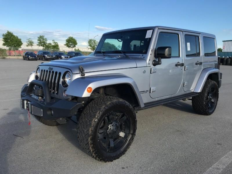 Jeep Wrangler Unlimited 2015 price $42,995