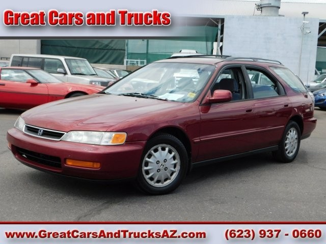 1996 Honda Accord Wgn