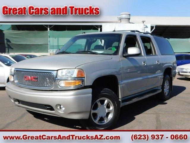 2005 gmc yukon xl denali inventory great cars and trucks auto dealership in glendale arizona. Black Bedroom Furniture Sets. Home Design Ideas