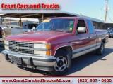 Chevrolet 1500 Pickups 1991
