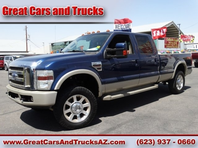 2008 Ford Super Duty F-350 SRW