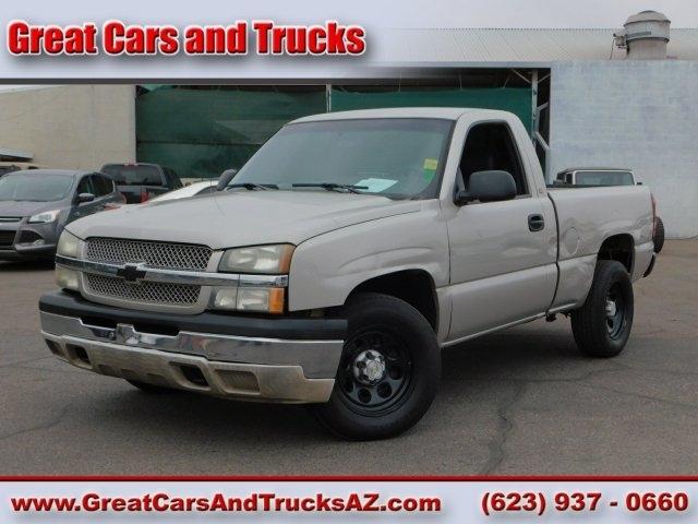 2005 Chevrolet Silverado 1500 >> 2005 Chevrolet Silverado 1500 Work Truck