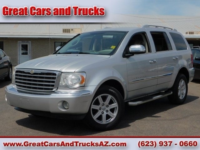2007 Chrysler Aspen Limited Inventory Great Cars And Trucks