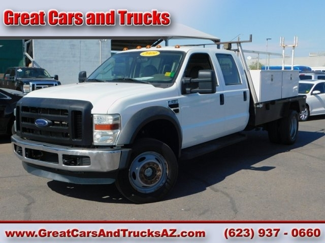 2009 Ford Super Duty F-550 DRW