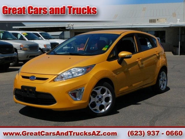 2011 Ford Fiesta Ses Inventory Great Cars And Trucks Auto