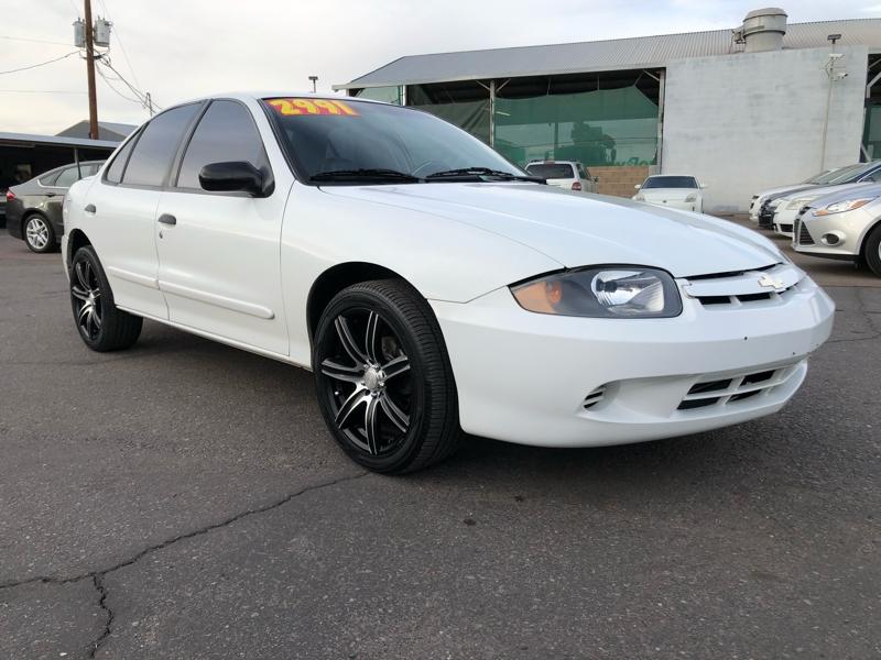 Chevrolet Cavalier 2003 price $2,991