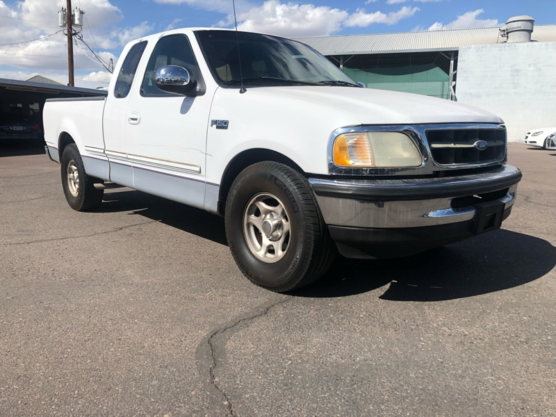 Ford F-150 1997 price $3,991