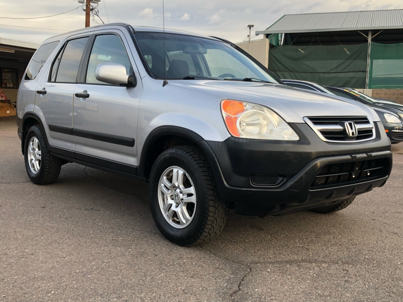 Honda CR-V 2004 price $5,491