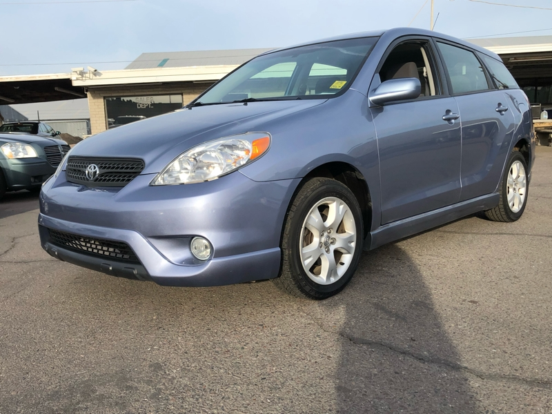 Toyota Matrix 2007 price $6,991