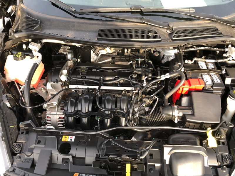 Ford Fiesta 2016 price $6,991