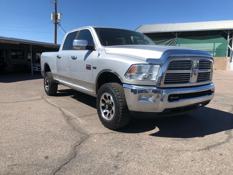 Ram 2500 2011 price $21,991