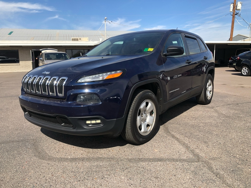 Jeep Cherokee 2014 price $9,691