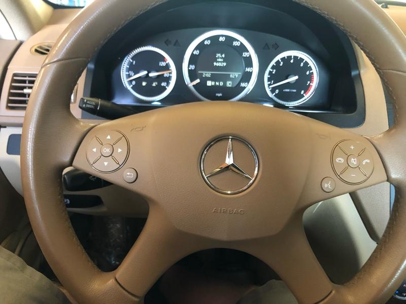 Mercedes-Benz C-Class 2008 price $9,191