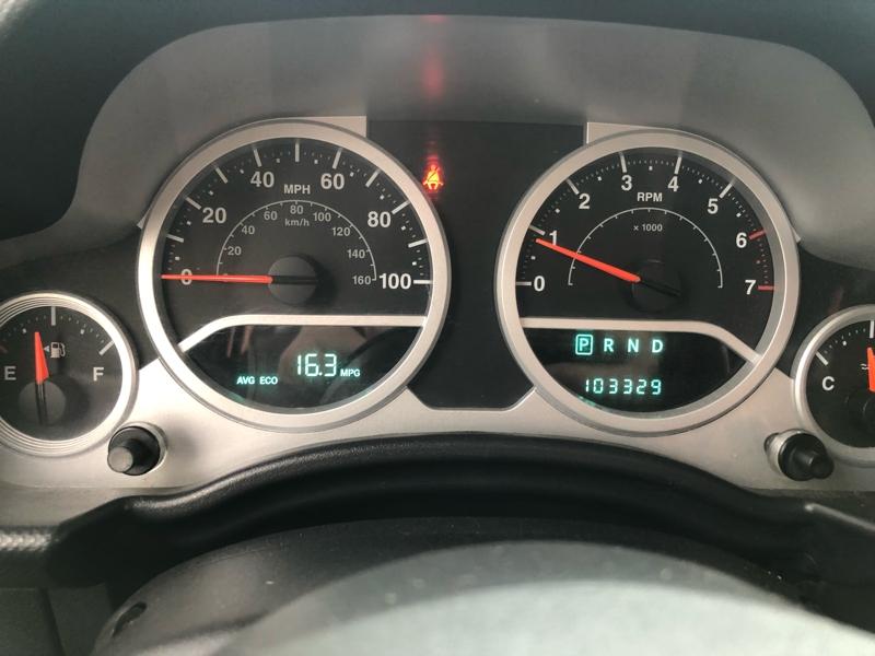 Jeep Wrangler Unlimited 2010 price $18,991