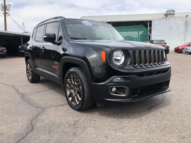 Jeep Renegade 2016 price $11,991