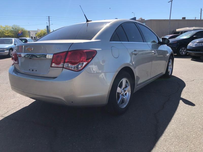 Chevrolet Cruze 2013 price $8,391