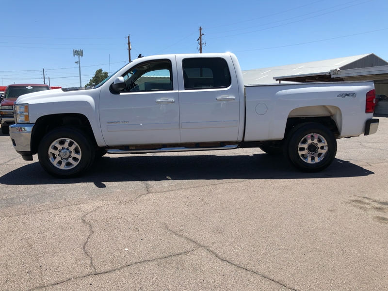Chevrolet Silverado 2500HD 2013 price $19,991
