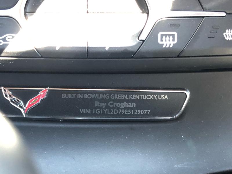 Chevrolet Calloway Corvette 2014 price $42,991