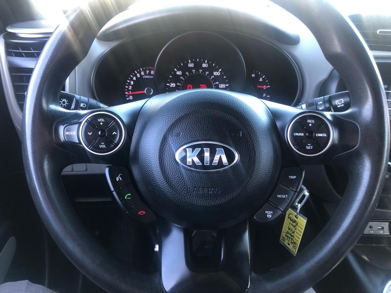 Kia Soul 2015 price $8,191