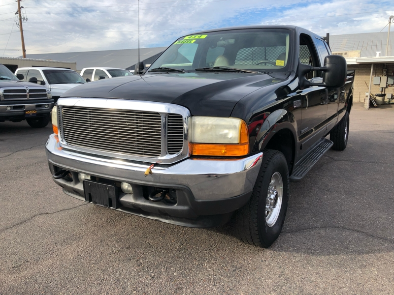 Ford Super Duty F-350 SRW 2001 price $11,591