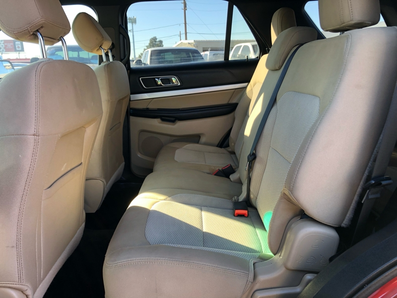 Ford Explorer 2016 price $15,991