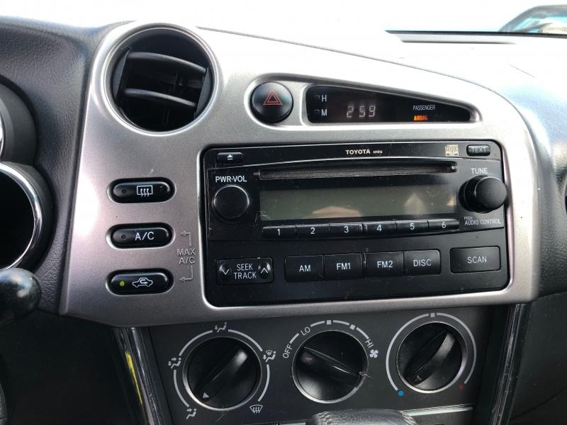Toyota Matrix 2007 price $6,881