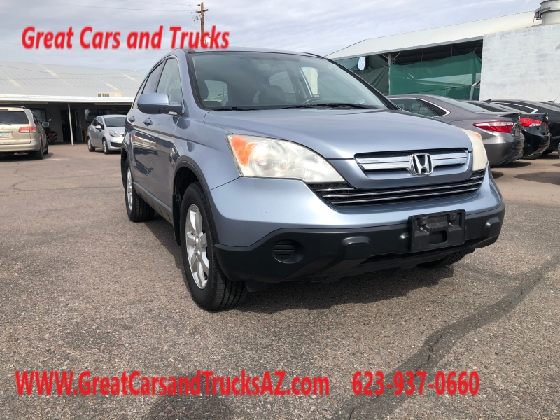 Honda CR-V 2008 price $5,691