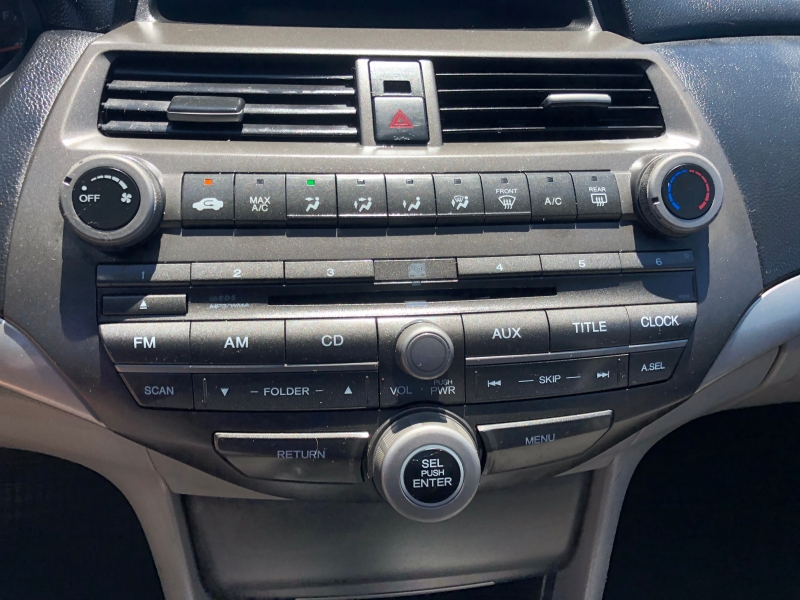 Honda Accord Sdn 2012 price $7,791