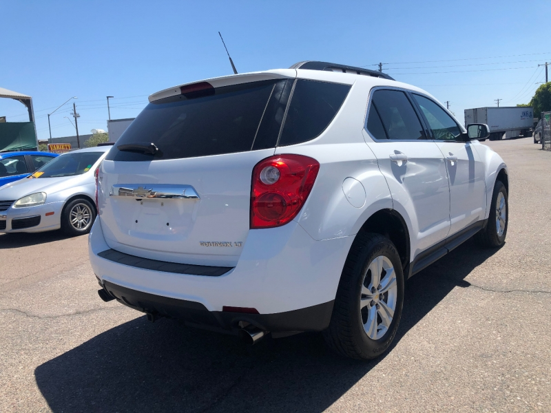 Chevrolet Equinox 2012 price $9,691