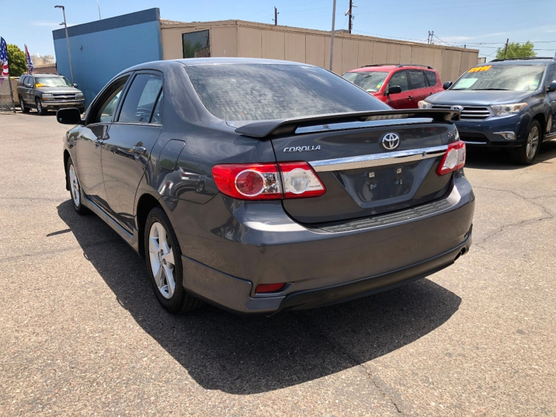 Toyota Corolla 2013 price $9,991