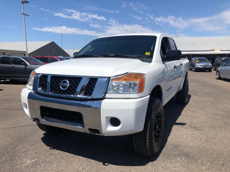 Nissan Titan 2012 price $14,391