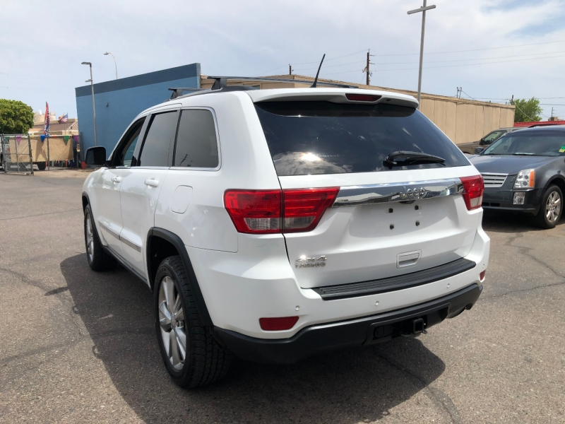 Jeep Grand Cherokee 2013 price $11,991