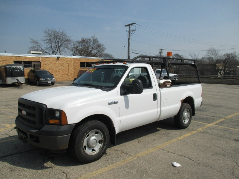 Ford Super Duty F-250 2006 price $3,500
