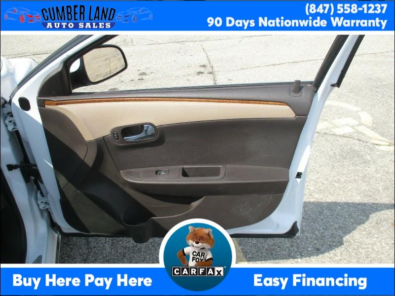 Chevrolet Malibu 2012 price $6,500