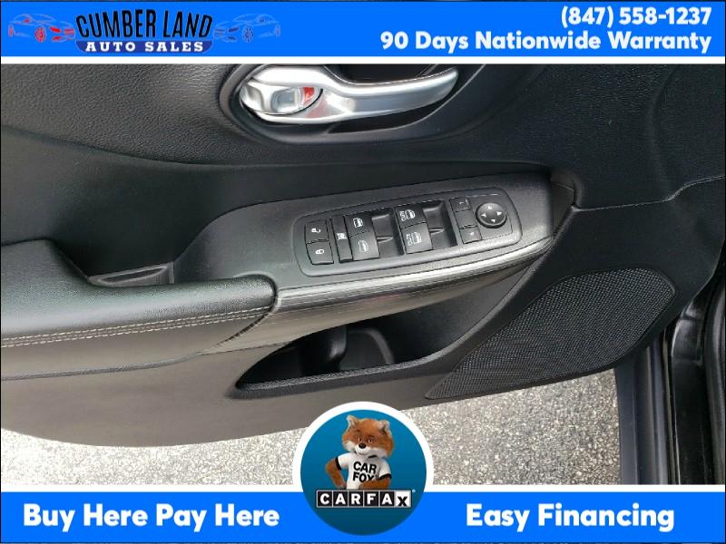Jeep Cherokee 2017 price $12,995