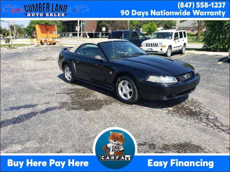 Ford Mustang 2003 price $3,500