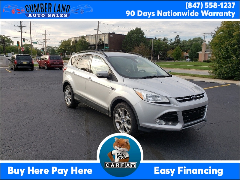 Ford Escape 2013 price $8,795