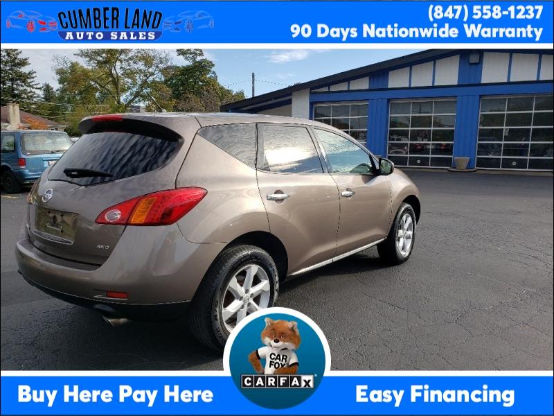 Nissan MURANO 2010 price $9,000