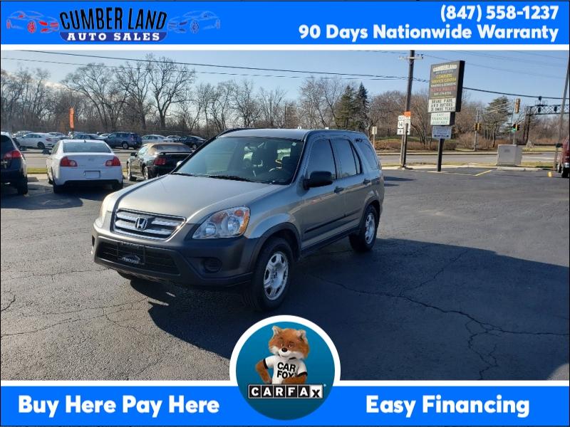 Honda CR-V 2006 price $3,795