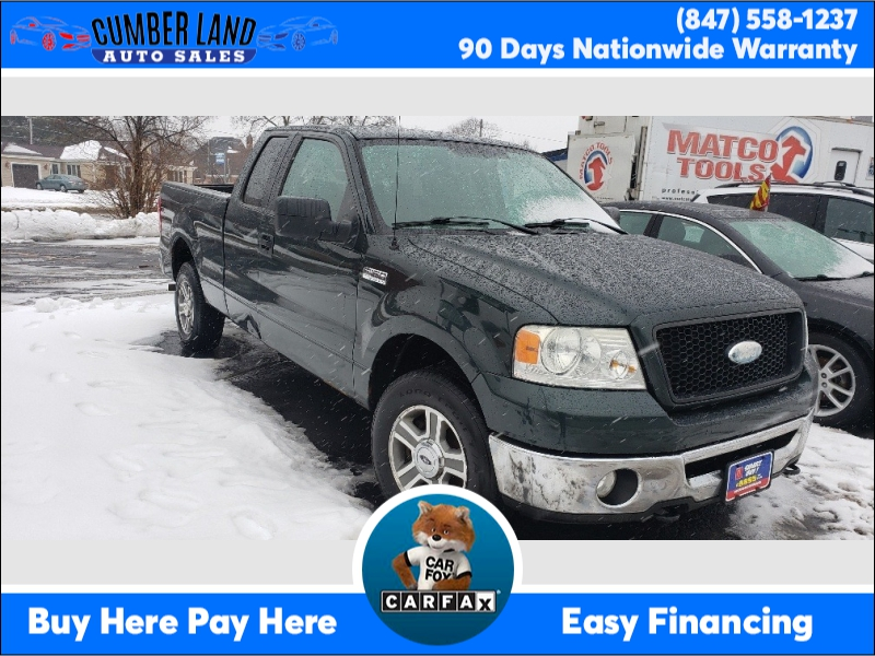 Ford F150 2006 price $6,500