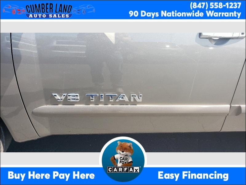 Nissan Titan 2006 price $8,595