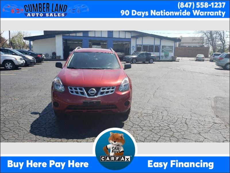Nissan Rogue Select 2015 price $8,995