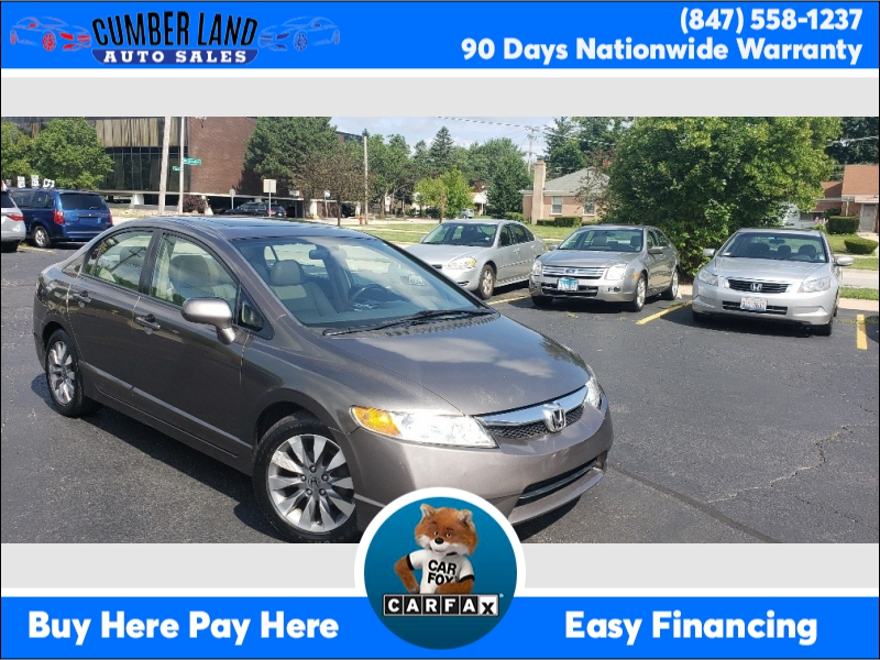 HONDA CIVIC 2009 price $7,595