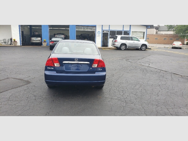 HONDA CIVIC 2003 price $4,395