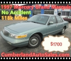 Mercury Grand Marquis 1997