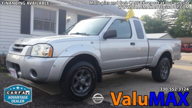 2004 Nissan Frontier 4WD
